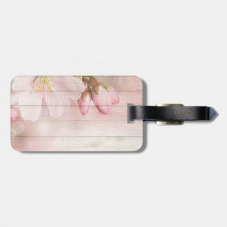 Etiqueta De Bagagem Flor de cerejeira