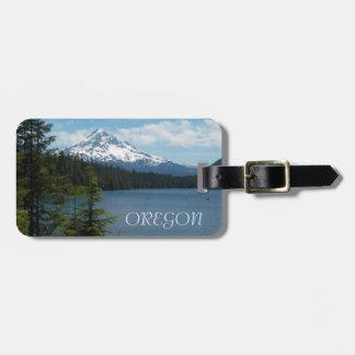 Etiqueta De Bagagem Foto cénico de Oregon