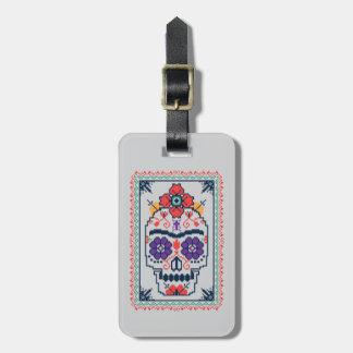 Etiqueta De Bagagem Frida Kahlo | Calavera