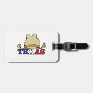 Etiqueta De Bagagem gajo texas
