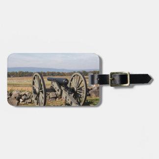 Etiqueta De Bagagem Gettysburg: Uma ideia da carga de Pickett