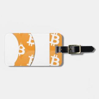 Etiqueta De Bagagem Hodl Bitcoin