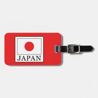 Etiqueta De Bagagem Japão