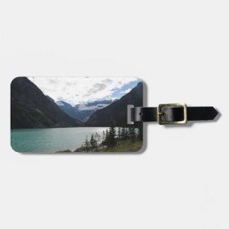 Etiqueta De Bagagem Lake Louise