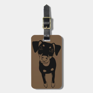 Etiqueta De Bagagem LINHA Tag mínimo da bagagem do Pin da ARTE