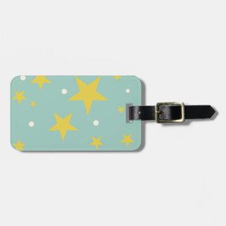 Etiqueta De Bagagem Luz das estrelas