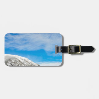Etiqueta De Bagagem Montanhas brancas New Hampshire