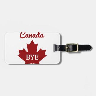 Etiqueta De Bagagem Mover-se para Canadá