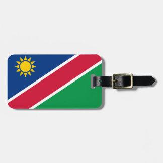 Etiqueta De Bagagem Namíbia
