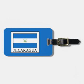 Etiqueta De Bagagem Nicarágua