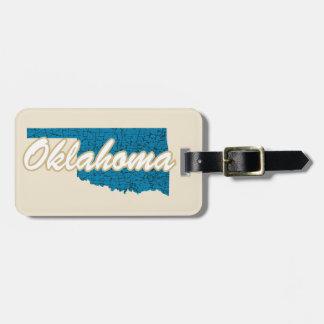 Etiqueta De Bagagem Oklahoma