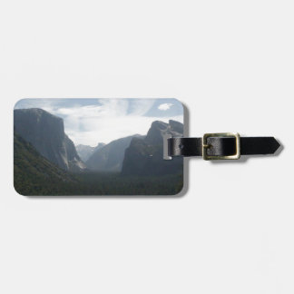 Etiqueta De Bagagem Parque nacional de Yosemite