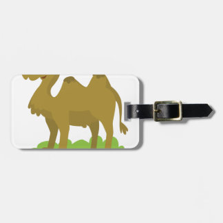 Etiqueta De Bagagem passeio do camelo alto