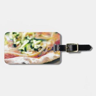 Etiqueta De Bagagem Pizza-12