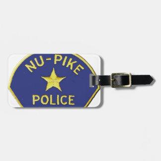 Etiqueta De Bagagem Polícia de NU-Pike