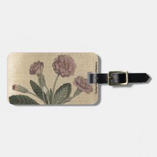 Etiqueta De Bagagem Prímula do Lilac
