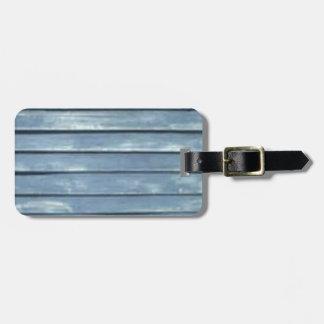Etiqueta De Bagagem Ripa azul