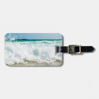 Etiqueta De Bagagem surf