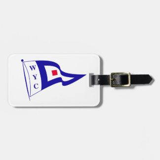 Etiqueta De Bagagem Tag da bagagem