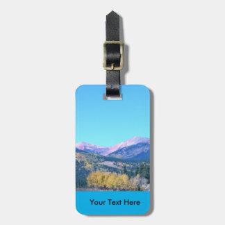 Etiqueta De Bagagem Tag da bagagem de Colorado Aspen