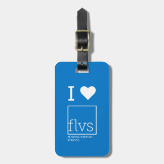 Etiqueta De Bagagem Tag da bagagem de FLVS