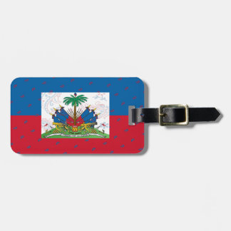 Etiqueta De Bagagem Tag da bagagem de Haiti