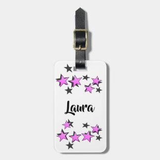 Etiqueta De Bagagem Tag da bagagem do #laura de va-CA pelo DAL