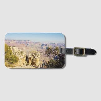 Etiqueta De Bagagem Tag da bagagem do ponto de Lipan do Grand Canyon