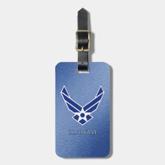 Etiqueta De Bagagem Tag da bagagem do U.S.A.F.