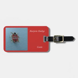 Etiqueta De Bagagem Tag da bagagem para um membro do cootie