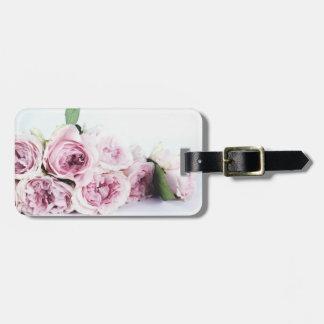 Etiqueta De Bagagem Tag da flor