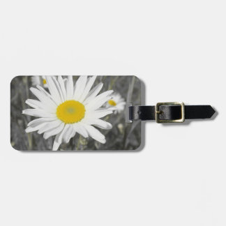 Etiqueta De Bagagem Tag do saco, mulher, flores + teste padrão,