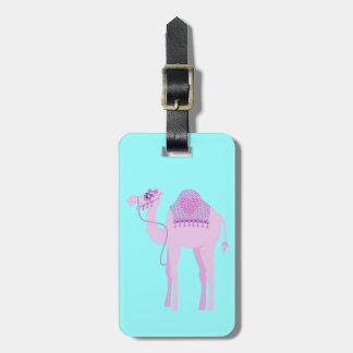 Etiqueta De Bagagem Tag feito sob encomenda da bagagem do camelo