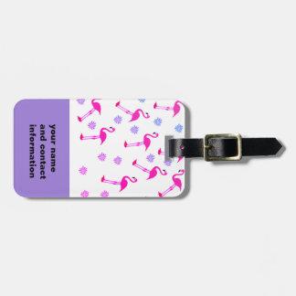 Etiqueta De Bagagem Tag feito sob encomenda da bagagem do design