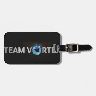 Etiqueta De Bagagem TeamVortex