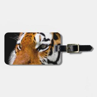 Etiqueta De Bagagem Tigre