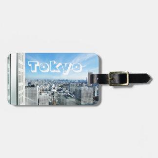Etiqueta De Bagagem Tokyo, Japão