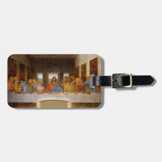 Etiqueta De Bagagem Última ceia da Vinci