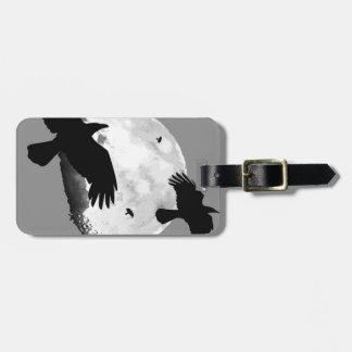 Etiqueta De Bagagem Um assassinato dos corvos e da lua