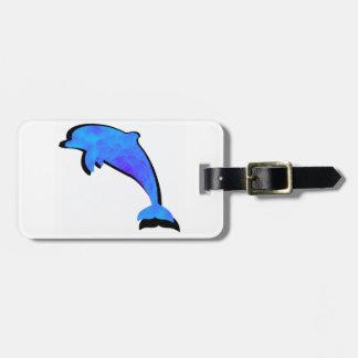 Etiqueta De Bagagem Um conto dos golfinhos