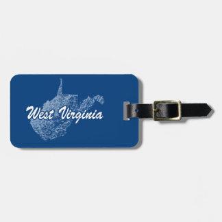Etiqueta De Bagagem West Virginia