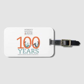 Etiqueta De Bagagem WNBA 100 anos de Tag da bagagem