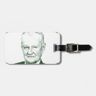 Etiqueta De Bagagem Zbigniew Brzezinski no deus que nós confiamos