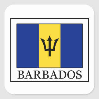 Etiqueta de Barbados