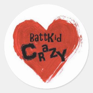Etiqueta de BattKidCrazy