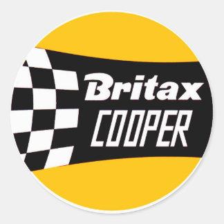 Etiqueta de Britax Mini Cooper