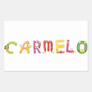 Etiqueta de Carmelo