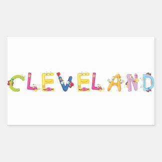 Etiqueta de Cleveland