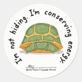 Etiqueta de conservação da energia