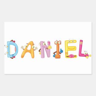 Etiqueta de Daniel